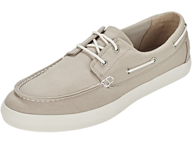 Timberland Newport Bay 2 Eye Boat Oxford - Chaussures Homme - beige/blanc